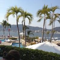 Photo taken at La Concha Club by Sandy A. on 4/28/2012