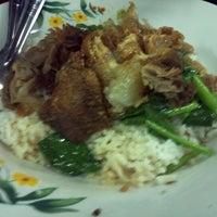 Photo taken at Bang Khun Si Market by Jira ร. on 2/16/2012