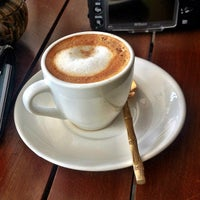 Photo taken at Lonely Planet Coffee by 🚭 Edsel P. on 8/18/2012