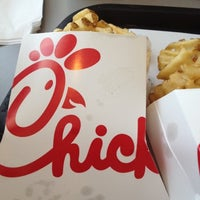 Photo taken at Chick-fil-A by G.A. L. on 7/27/2012