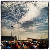 Photo taken at Meadowlands Flea Market by Rodney A. on 8/25/2012