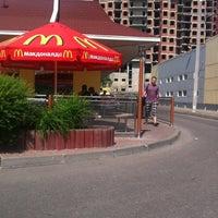 Снимок сделан в McDonald's пользователем Alex 6/6/2013