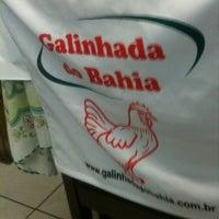 Foto tirada no(a) Galinhada do Bahia por LucianoLisboa #. em 10/23/2012
