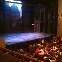 Photo taken at McCarter Theatre by Chris D. on 12/15/2012