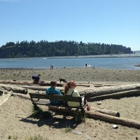 Photo taken at Ambleside Off-Leash Dog Park by Astra P. on 7/6/2013