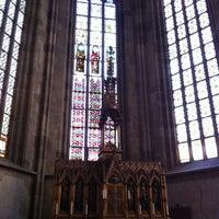 10/13/2012 tarihinde Joao Pauloziyaretçi tarafından Katedrála svätého Martina'de çekilen fotoğraf
