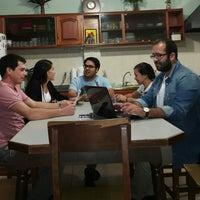 Photo taken at Club de Remo Villa Encarnacion - Centro by Pitu G. on 9/8/2014