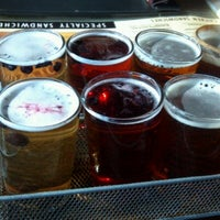 Photo taken at Boston Beer Works by Lindsay on 9/17/2012