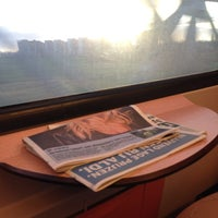 Photo taken at Intercity Eindhoven - Maastricht by Mirko M. on 1/24/2014