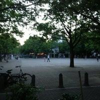 Photo taken at Amstelveld by Mirko M. on 8/30/2013