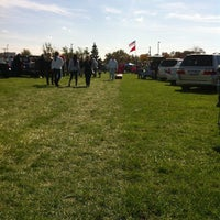 Photo taken at Ball State Tailgate Town by Garrett C. on 10/6/2012