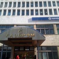 Photo taken at Газпром by Даниил П. on 3/28/2013