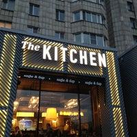 Снимок сделан в The Kitchen пользователем Sergey R. 10/12/2012