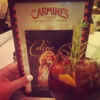 Photo taken at Carmine's Italian Restaurant by Cassy B. on 8/19/2013