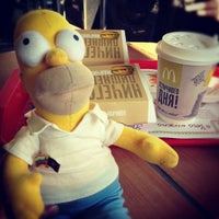 Photo taken at McDonald's by Alena S. on 9/28/2012