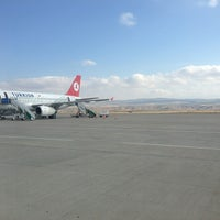 Photo taken at Nevşehir Kapadokya Airport (NAV) by Mohammed A. on 6/18/2013