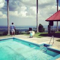Photo taken at Hacienda Santa Elena by Carlos V. on 2/16/2013