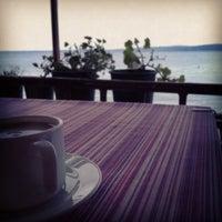 Photo taken at Vera Restaurant by Mustafa B. on 3/31/2013
