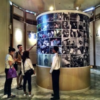 Photo taken at Rattanakosin Exhibition Hall by Kyun 覠 균 H. on 12/6/2014