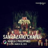 Photo taken at San Lazaro by Mark Oliver C. on 3/28/2013