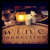 Photo taken at Wine Connection Bar & Bistro by Jamillah Anne D. on 9/28/2012
