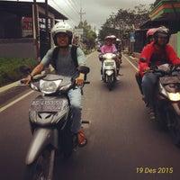 Photo taken at Jalan Soekarno Hatta by Faris on 12/20/2015