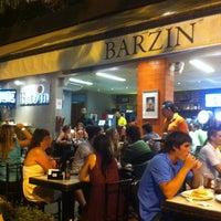 Photo taken at Barzin by Thiago M. on 1/14/2013