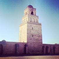 Photo taken at جامع عقبة بن نافع | La Grande Mosquée | Great Mosque of Kairouan by Mohamed on 2/21/2014