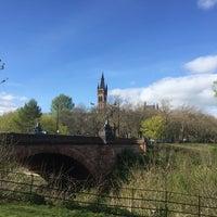 Photo taken at Glasgow by Ev.Jenia on 4/23/2017
