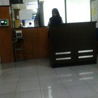 Photo taken at Kantor Terminal Peti Kemas Makassar by Musdha I. on 1/7/2013