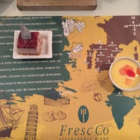 Photo taken at Fresc Co Restaurante by Miroslav M. on 5/1/2016