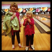 Photo taken at Andover Lanes and Lounge by Heather B. on 1/1/2013