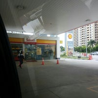 Photo taken at Shell by NURUL NADIA M. on 6/20/2016