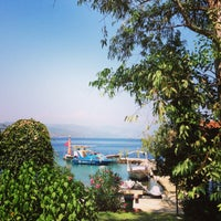 Photo taken at Turkcell Teknesi Gocek by Yunus T. on 8/12/2013