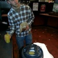 Photo taken at Bagel Beanery by Matt S. on 11/10/2012