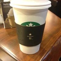 Photo taken at Starbucks by Brad W. on 2/24/2013