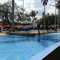 Photo taken at Club Campestre de Cali by Juan R. on 1/27/2013