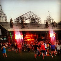 Photo taken at Riverbend Music Center by Margaret G. on 6/16/2014
