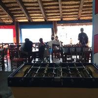 "Photo taken at restaurant marina ""las jaibas"" by Estanislao C. on 11/30/2012"