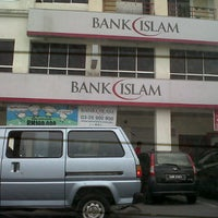 Photo taken at Bank Islam by Yang A. on 9/26/2012
