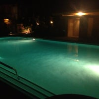 Photo taken at Canterra Party Pool by Francesca K. on 12/28/2012