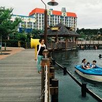 Photo taken at LEGOLAND Malaysia by Faith M. on 7/15/2013