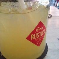 8/25/2014にMirがPizza Rusticaで撮った写真