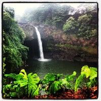 Foto tomada en Rainbow Falls Park por Shawn C. el 12/9/2012