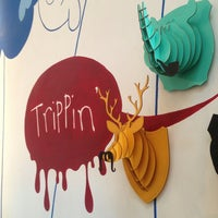 Photo taken at Trippin' Store by poof q. on 8/28/2013