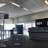 Photo taken at Gate 201 by Mark Lester A. on 12/24/2017