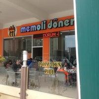 Photo taken at Memoli Döner by Gökhan D. on 3/6/2015
