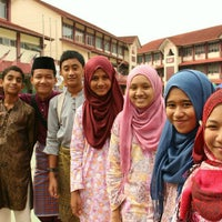 Photo taken at SMK Bandar Tasik Puteri by alya n. on 9/17/2012