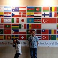 Photo taken at Nanyang Technological University (NTU) by Raine M. on 5/2/2013
