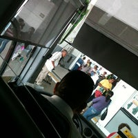 Photo taken at Central de Autobuses by Gabref on 11/16/2012
